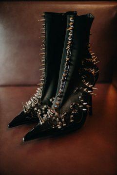 Gothic Wedding Shoes