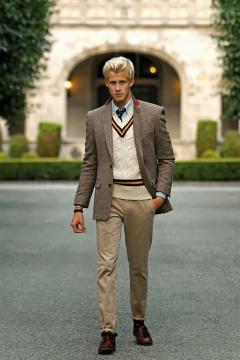 Ivy League Style Fashion