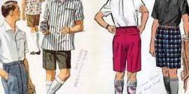 1950s Men's Shorts