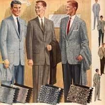 1950s Men's Sport Coats