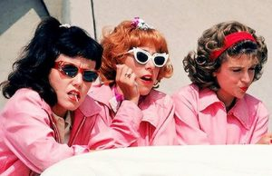 Grease Pink Ladies