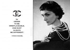 Flapper Fashion Coco Chanel